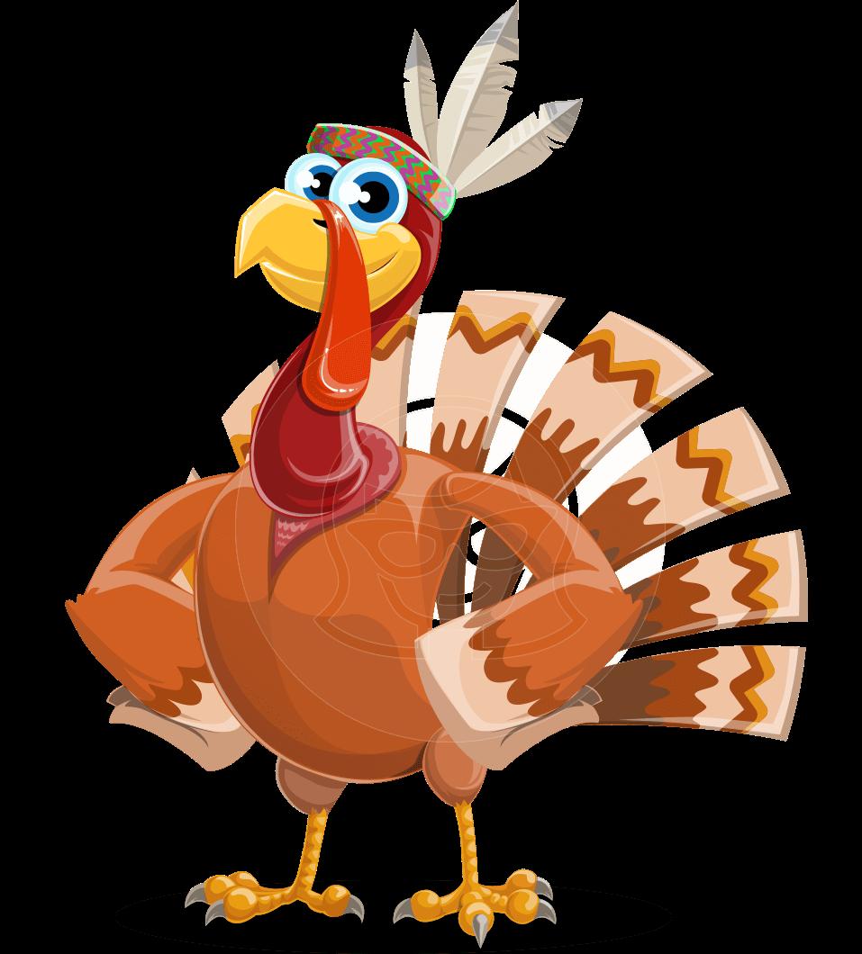 Unique Thanksgiving Turkey Png Vector Library » Vector.