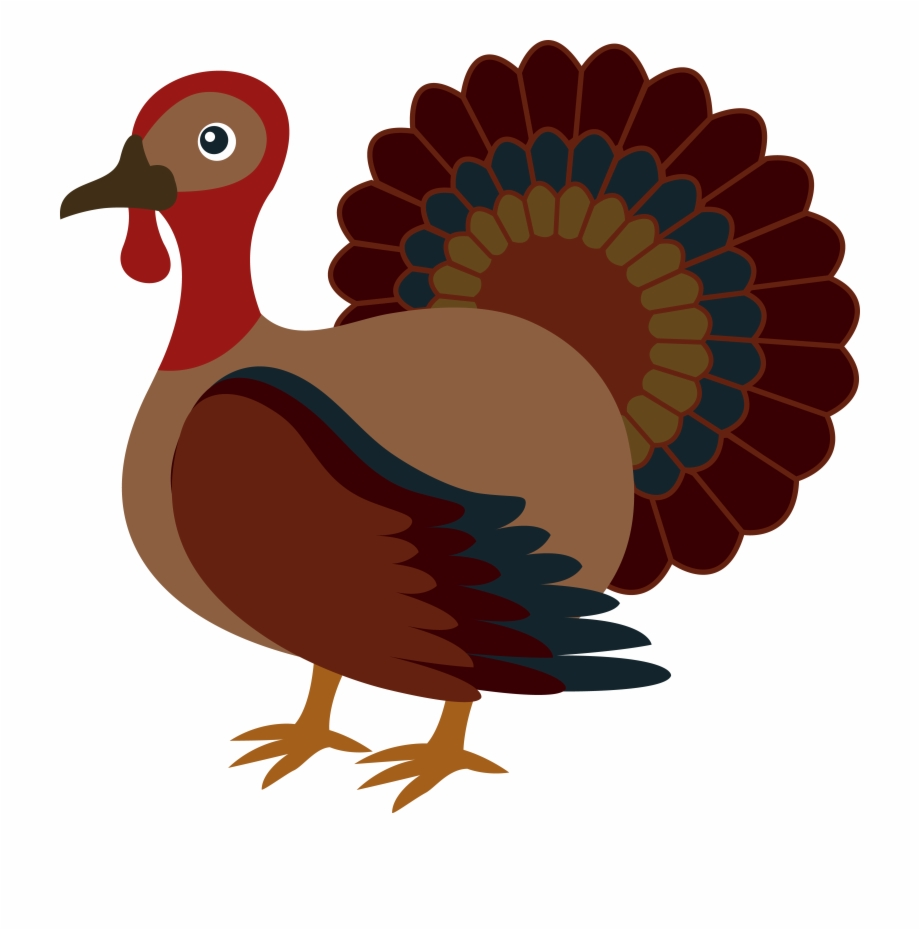 Turkey Clipart Food.
