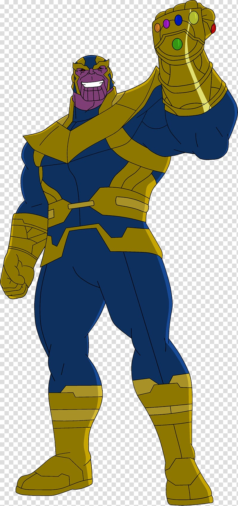 Marvel Thanos illustration, Thanos Cartoon Black Widow Ant.