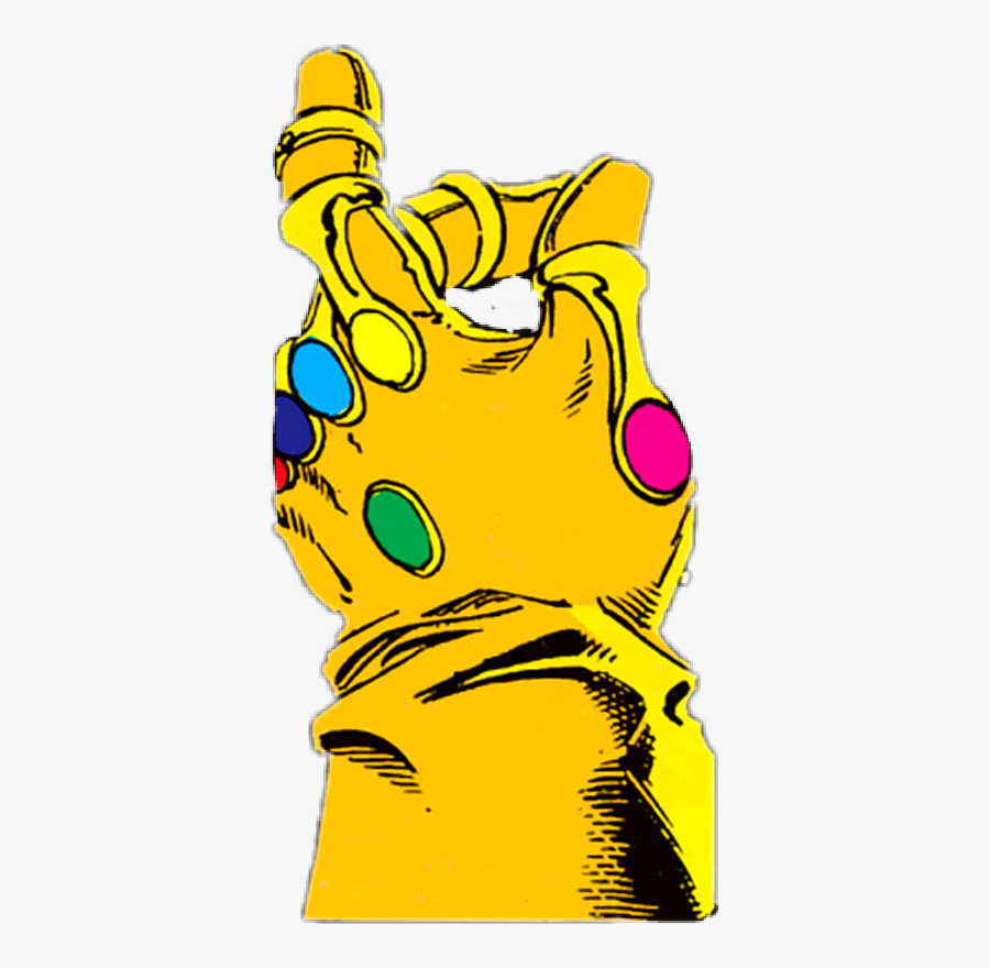Transparent Thanos Fortnite Png.