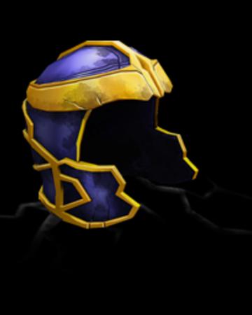 Thanos\' Helmet.