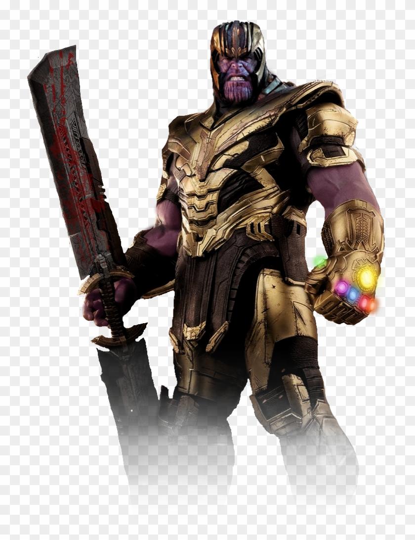 Thanos Transparent.