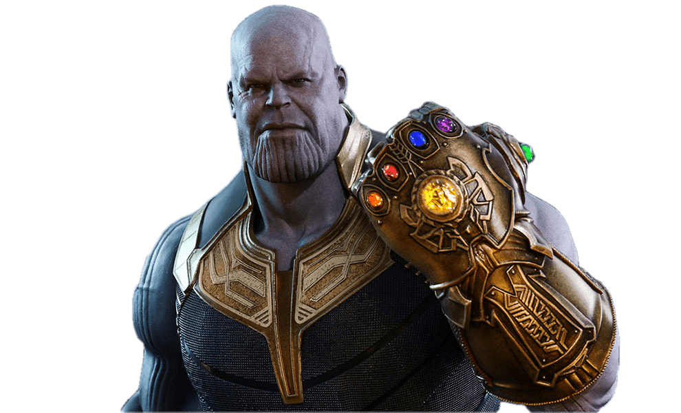 Download Thanos Transparent HD PNG images.