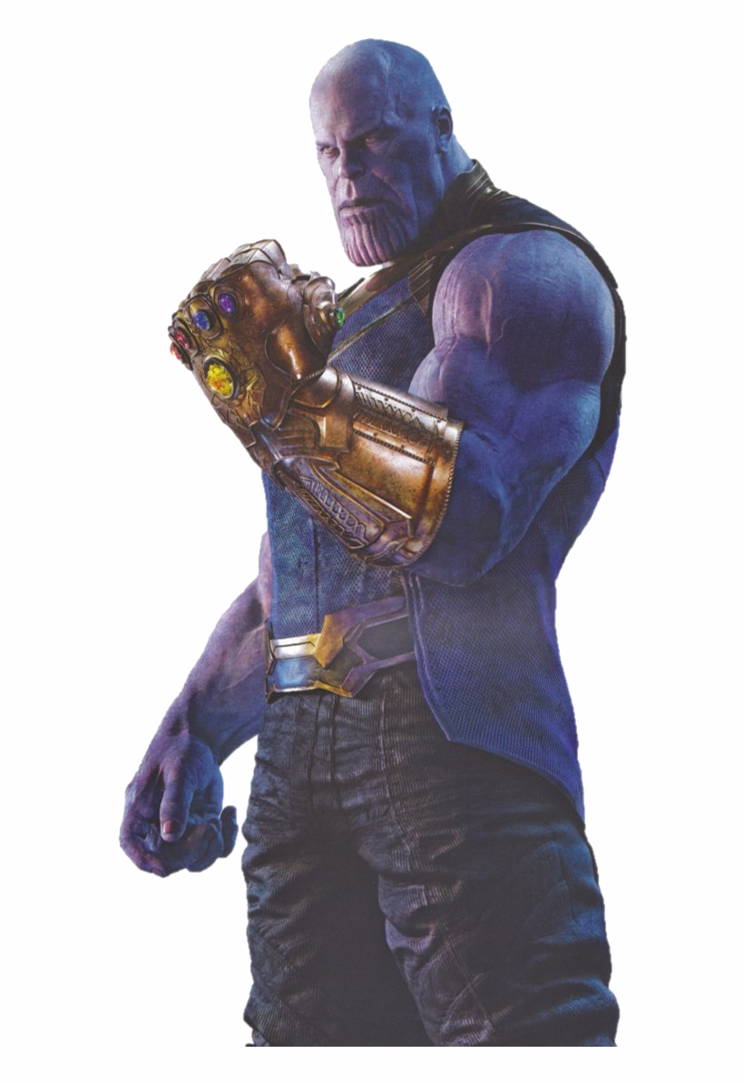 Thanos PNG Images Transparent Free Download.