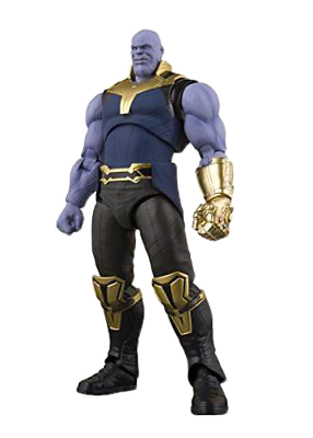 Avengers Thanos PNG images_ Free Download.