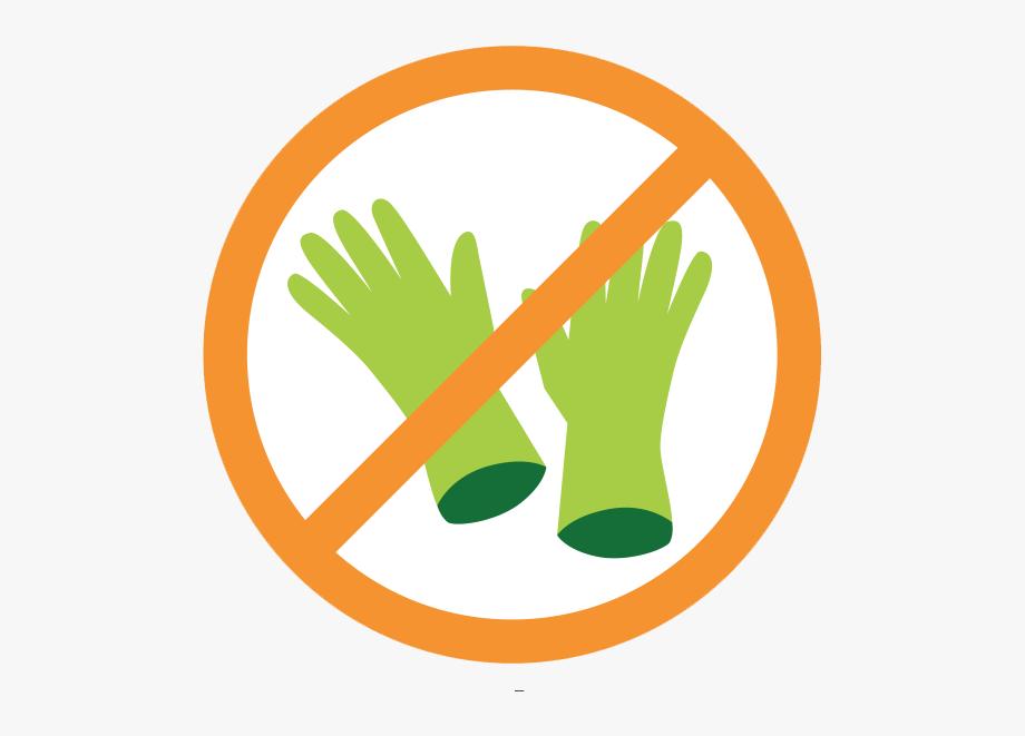 No Gloves.