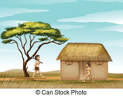 Thatch Illustrations and Clip Art. 290 Thatch royalty free.