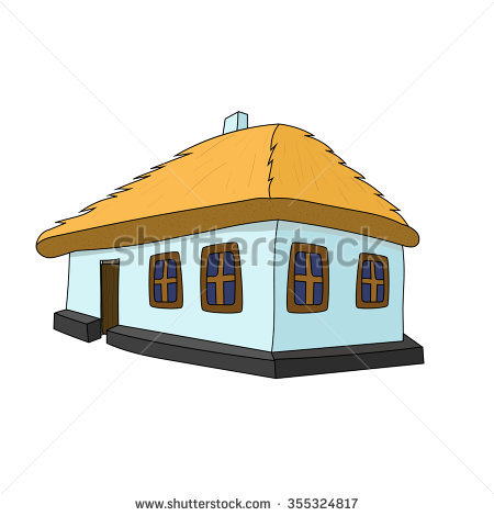 Thatched Cottage Clipart 20 Free Cliparts Download
