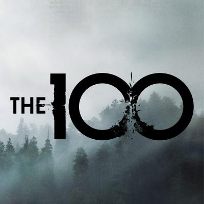 The 100 logo.