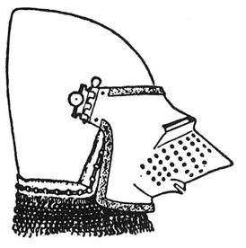 Crécy 1340.