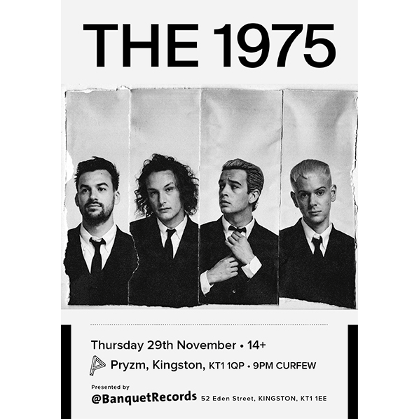 The 1975 / All Ages Show.