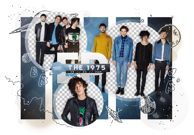 Pack Png 1997 // The 1975. by ExoticPngs on DeviantArt.