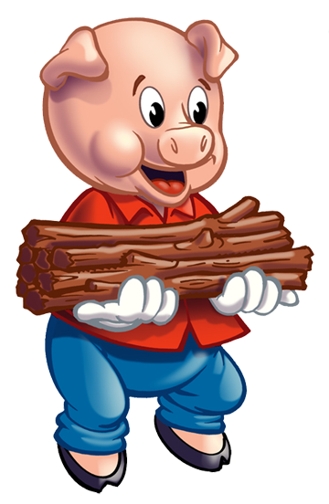 Free Three Little Pigs Clipart, Download Free Clip Art, Free.