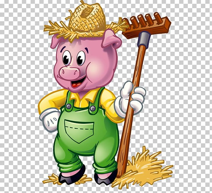 Big Bad Wolf The Three Little Pigs Fairy Tale Child PNG.