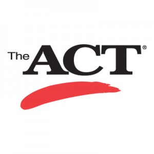 Act test clipart.