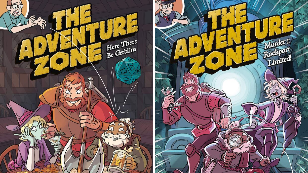 Who is The Adventure Zone For?.