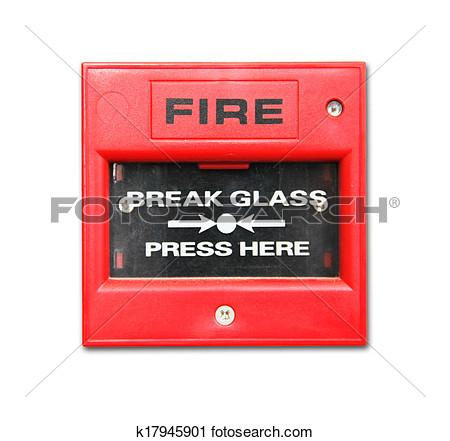 Fire Alarm Box Clipart.