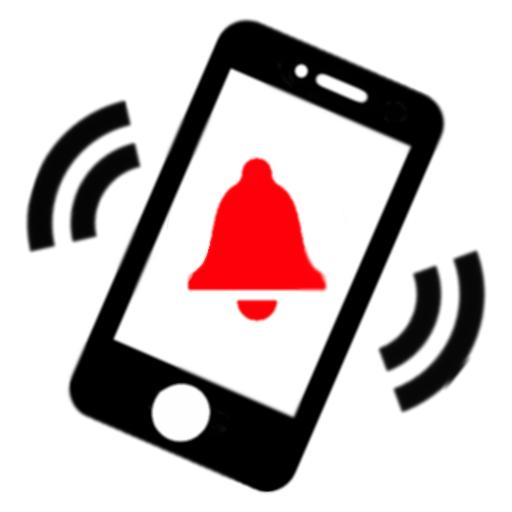 Phone Security Alarm (iOS).