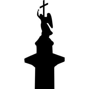 Vertex of the Alexander column clipart, cliparts of Vertex of the.