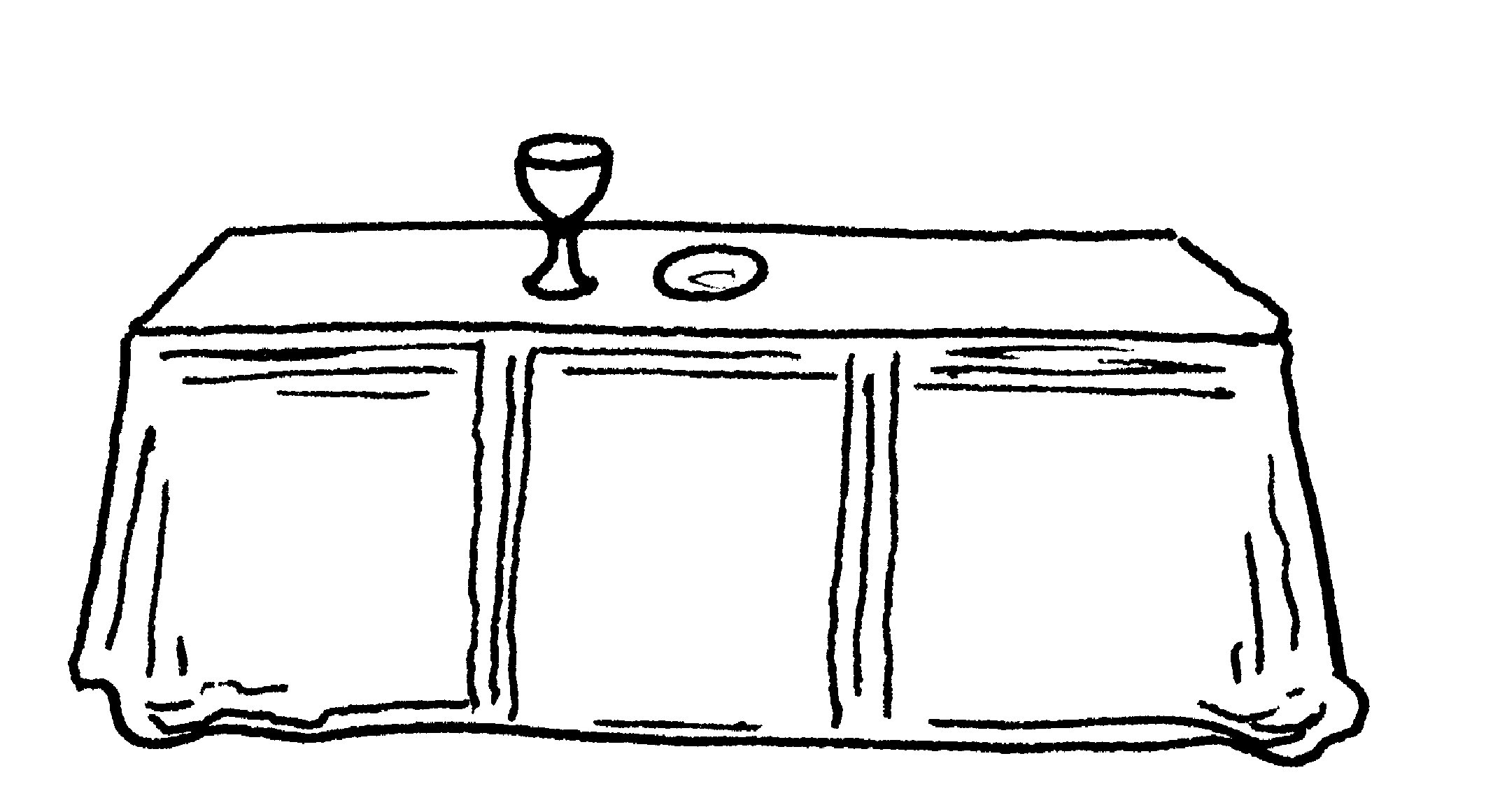 Altar Clipart.