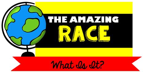 Amazing Race Clipart.