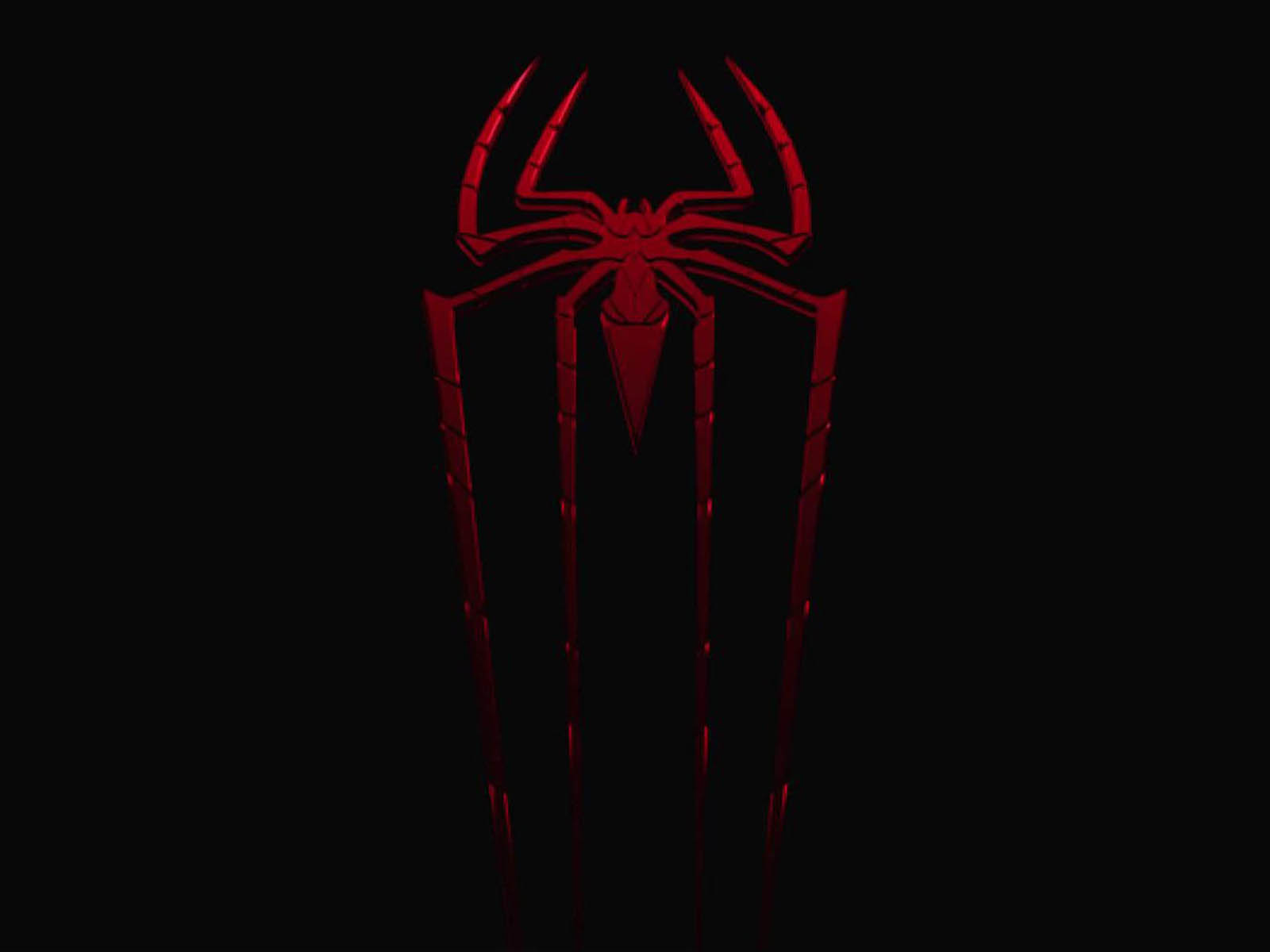 The amazing spider man Logos.