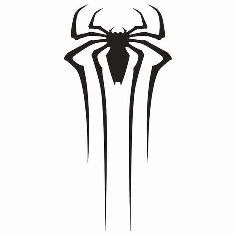 "The Amazing Spiderman 2 Movie Logo Decal, 3.5""/5.5""/7.5."