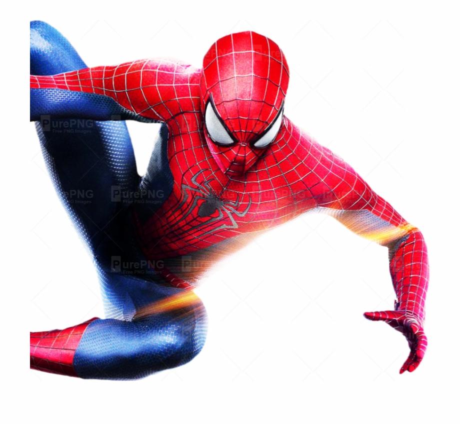 Spiderman Clipart Transparent Background.