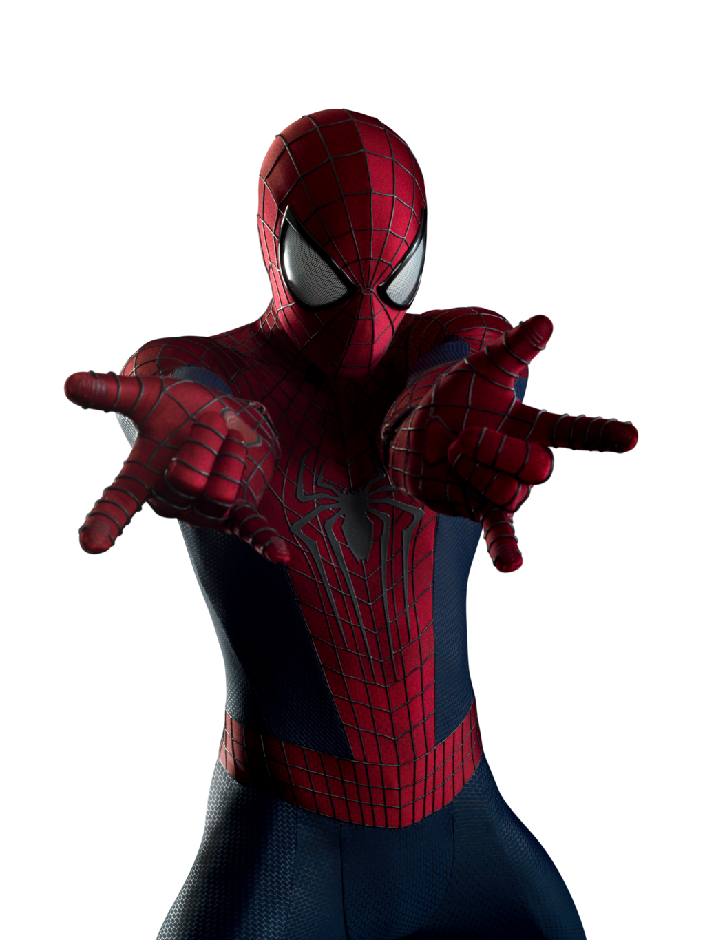 The Amazing SpiderMan PNG Image.
