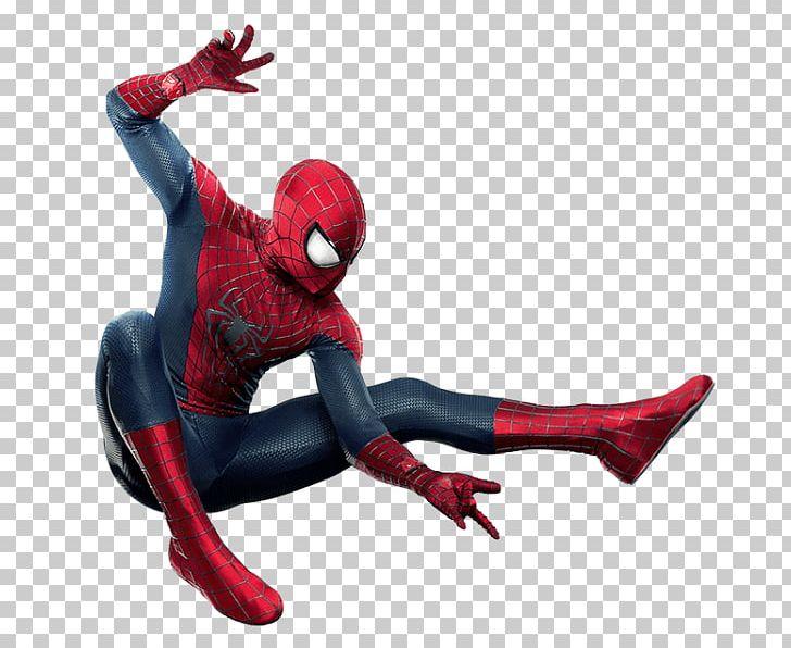 The Amazing Spider.
