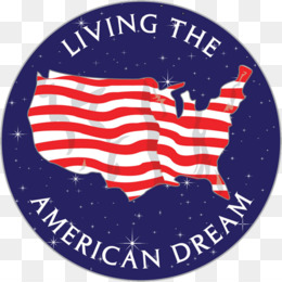 American Dream PNG and American Dream Transparent Clipart.