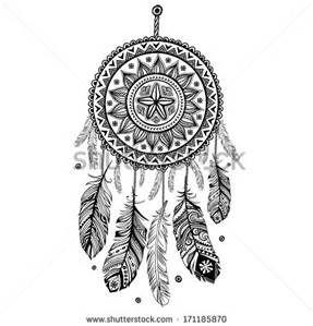 Free Clip Art Native American Dream Catchers.