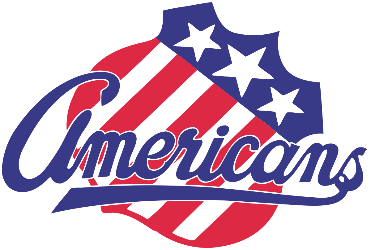 Rochester Americans Logo transparent PNG.