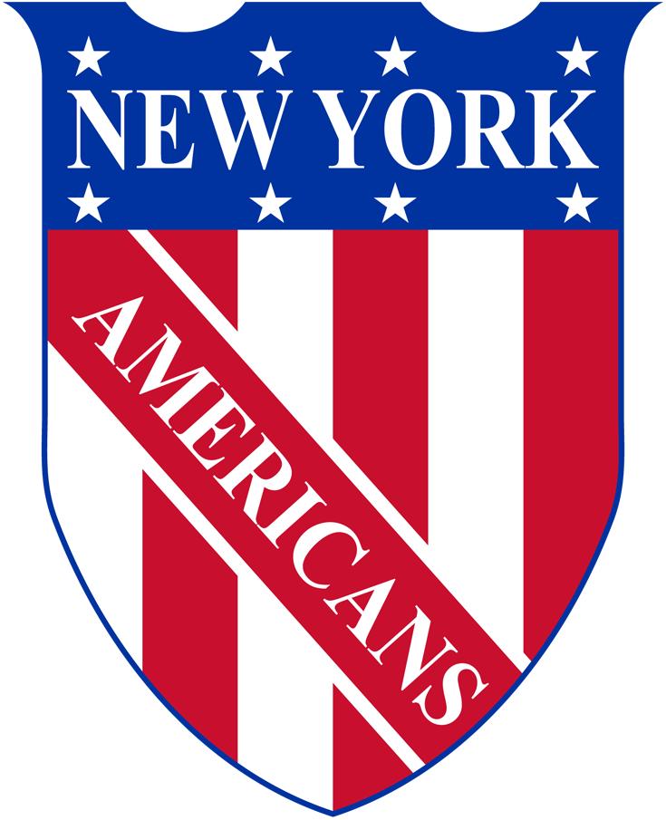 New York Americans Primary Logo.