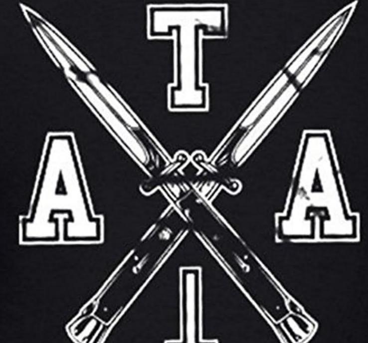 MEN\'S THE AMITY Affliction Logo O.