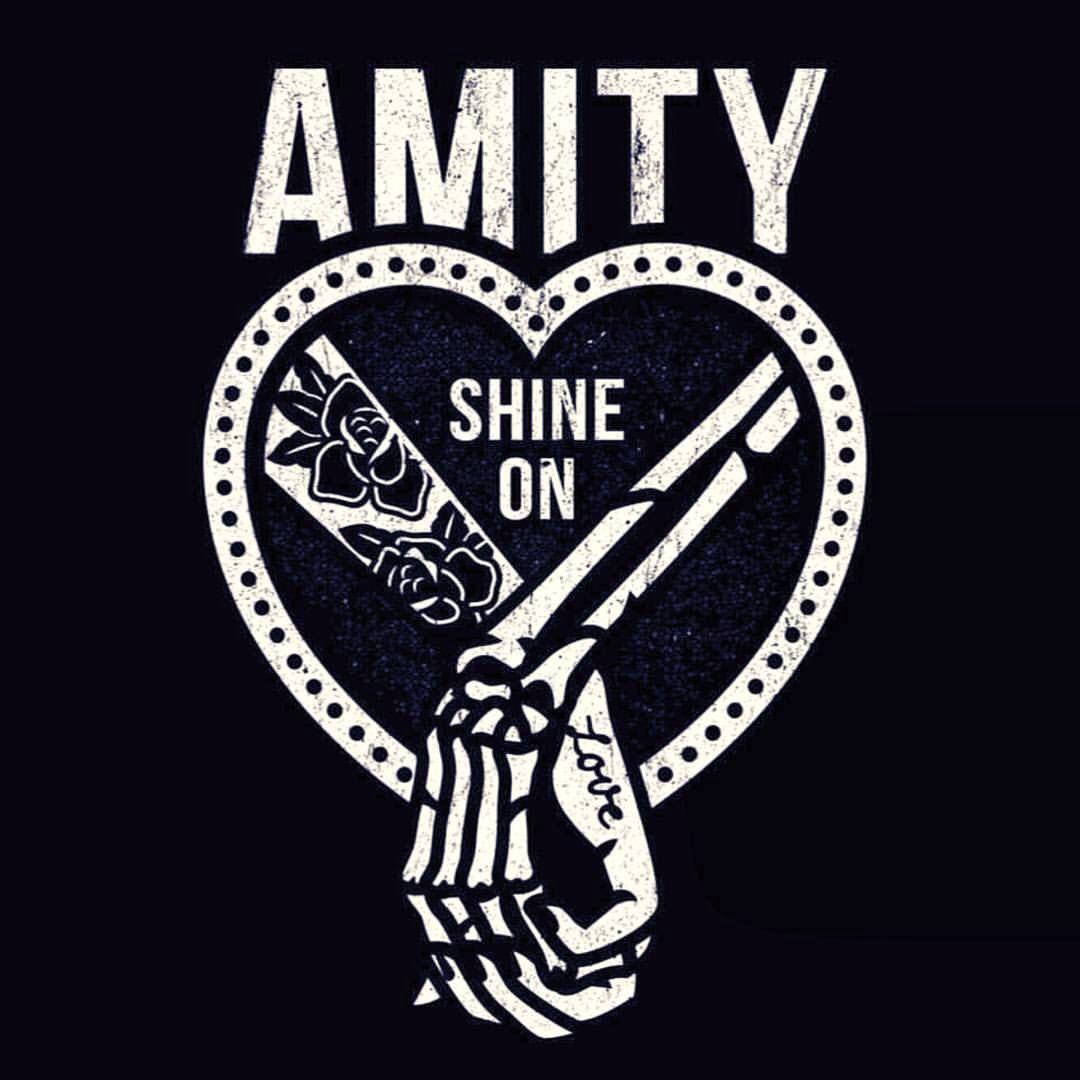 The Amity Affliction // Shine On in 2019.