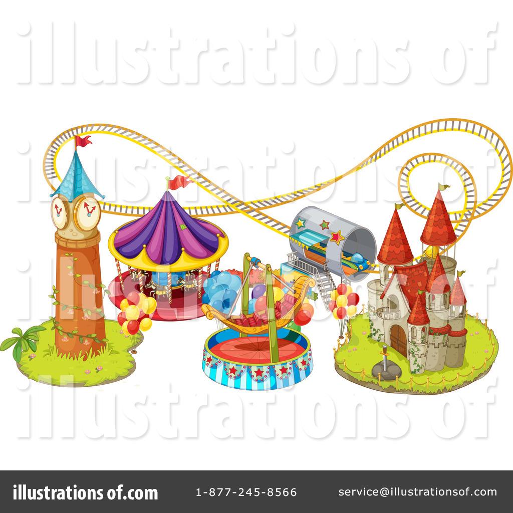 Amusement park clipart images.