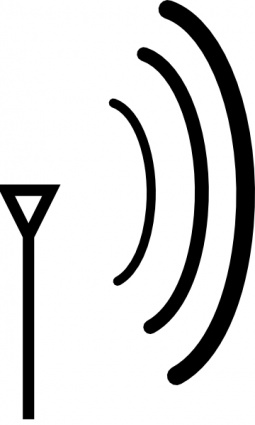 Clipart antenna.