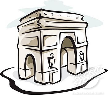 Triomphe clipart #12
