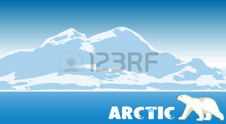 3,541 Arctic Ocean Stock Vector Illustration And Royalty Free.