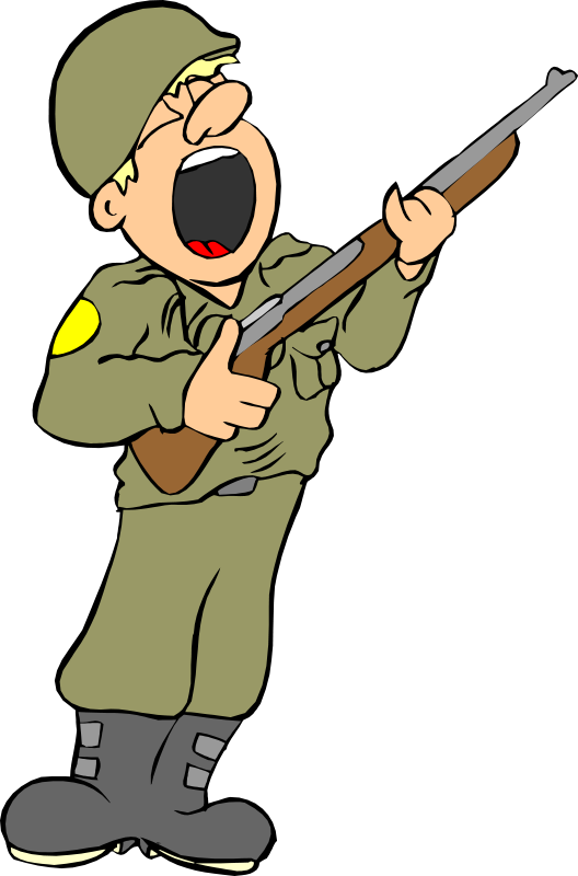 Army Clipart Free.