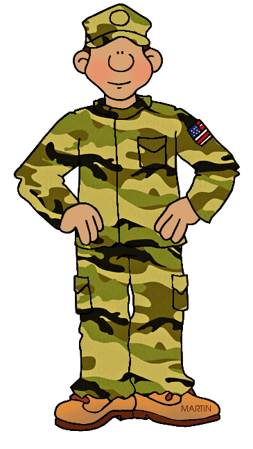 Military free army clipart the cliparts clipartix 6.