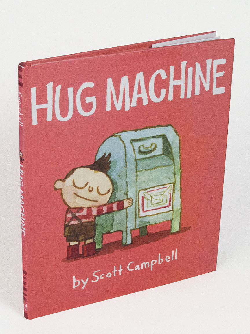 HUG MACHINE is out today!!!.