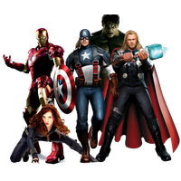 Download Avengers Free PNG photo images and clipart.