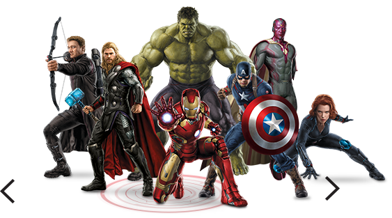 Download Avengers PNG.