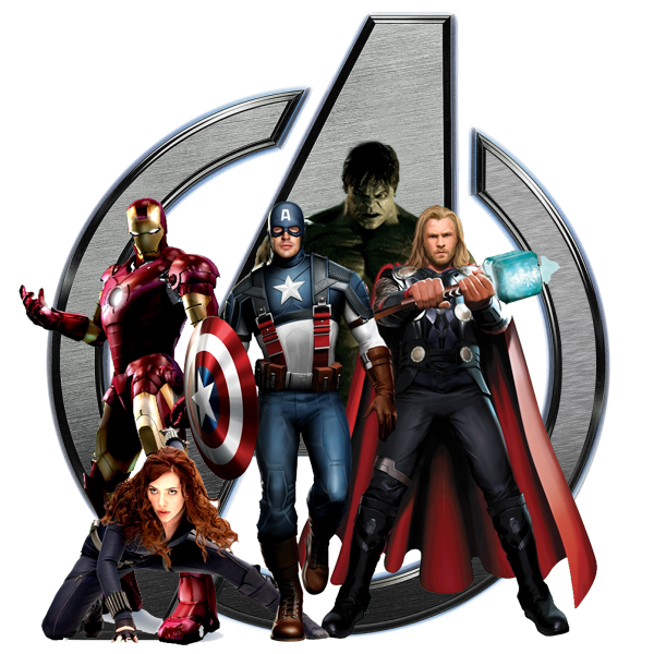 Avengers HD PNG Transparent Avengers HD.PNG Images..