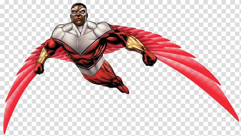 Falcon Marvel, Marvel: Avengers Alliance Falcon Captain.