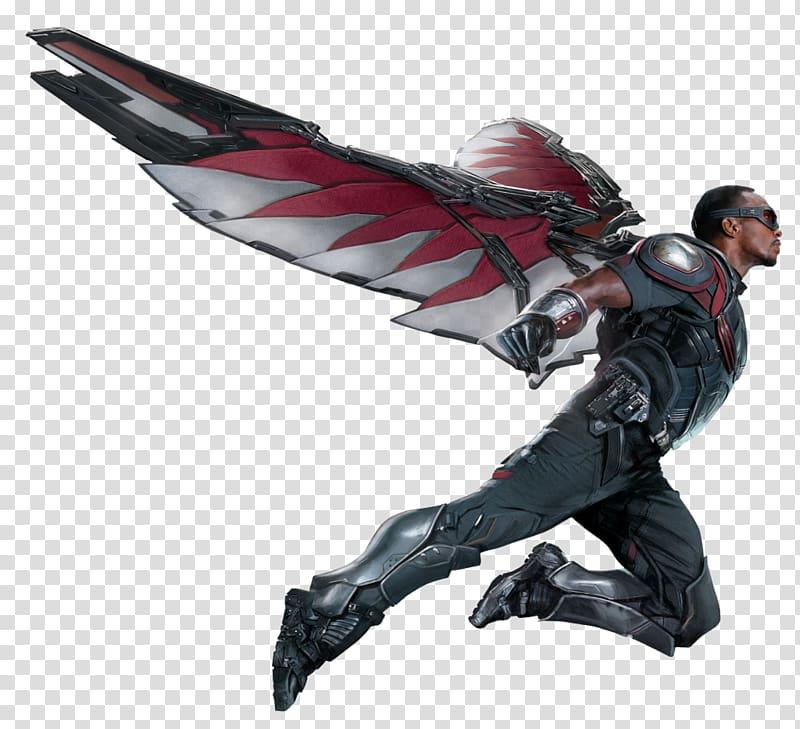 Falcon Captain America Clint Barton Vision Black Widow.