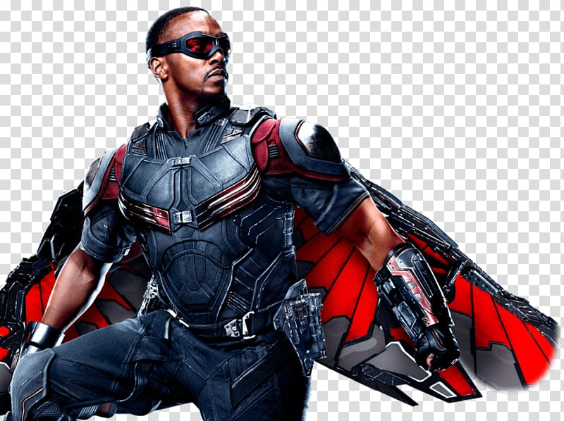 Falcon Captain America Black Panther Marvel Cinematic.