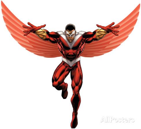 Avengers clipart falcon, Avengers falcon Transparent FREE.